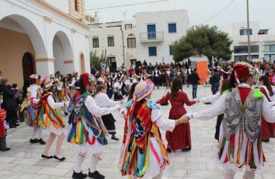 Άγιος Αρσένιος: Μαθήματα παραδοσιακών χορών με ένα συμβολικό αντίτιμο