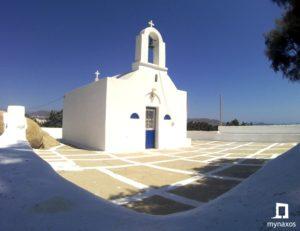 Άγιος Νικόλαος, εκκλησία, Νάξος