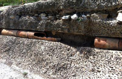 Το Αρχαίο Υδραγωγείο στο Φλεριό