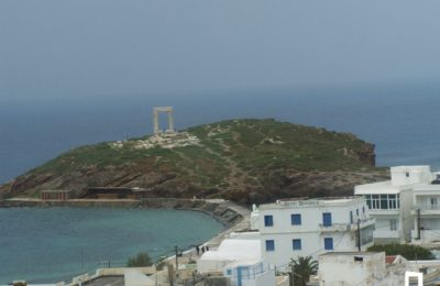 Portara : The monument – symbol of Naxos