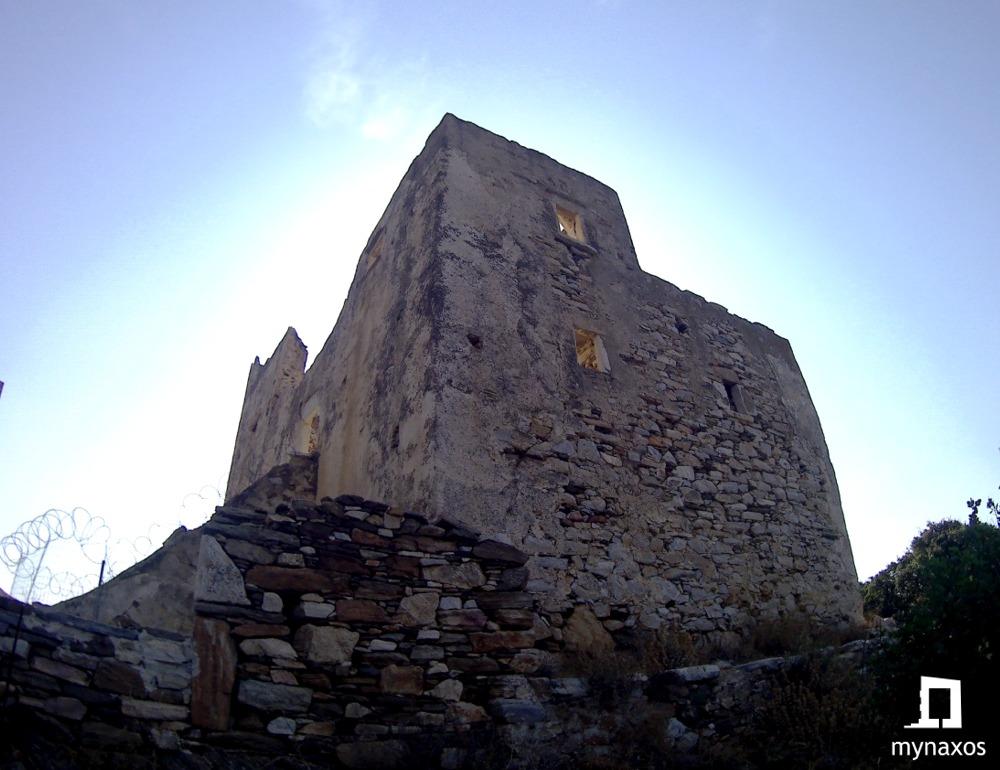 Πύργος και Μονή Αγιάς