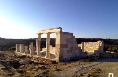 Ο ναός της Δήμητρας
