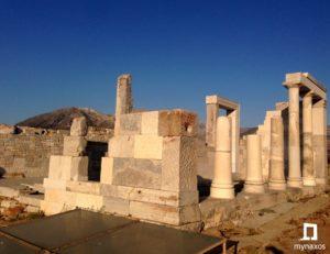 Ναός της Δήμητρας, Σαγκρί