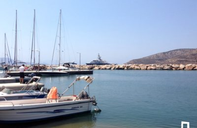Port of Kalantos