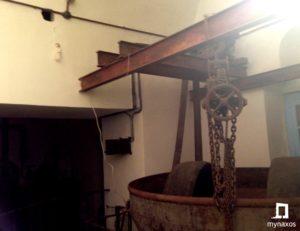 Το Παλαιό ελαιοτριβείο του Καλόξυλου