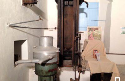 Το παλιό ελαιοτριβείο με την πρώτη γεννήτρια ρεύματος
