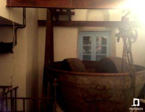 Παλαιό ελαιοτριβείο Καλόξυλου